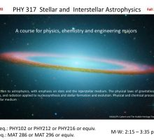 PHY317 intro slide
